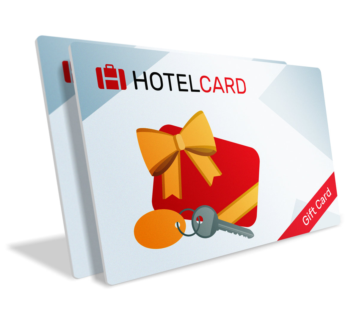 hotelcard gift card