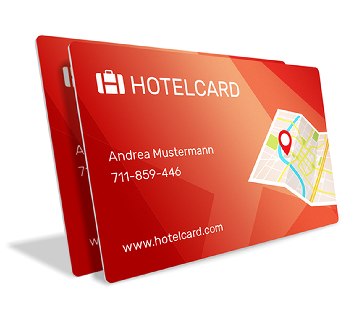 Hotelcard Membership card